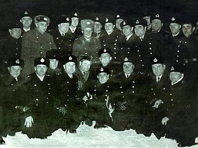 Полковник северного флота