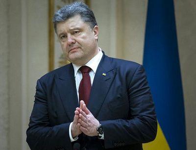 Порошенко обещал разрешить экспорт леса в обмен на транш ес
