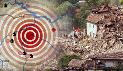Последствия серии землетрясений в италии катастрофические