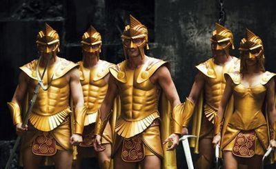 Правда о «бессмертных», персидской гвардии, посрамленной всего лишь 300 спартанцами - «наука»