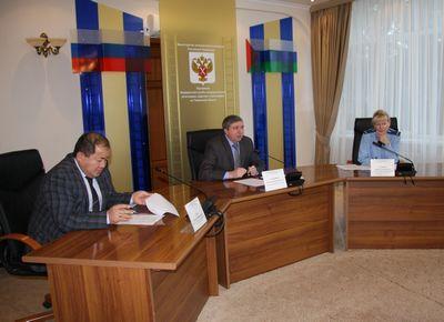 Представители саморегулируемых организаций арбитражных управляющих обсудили актуальные вопросы на заседании совета при управлении росреестра по тюменской области
