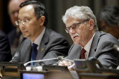 Президент генассамблеи оон: казахстан заслужил место в совете безопасности