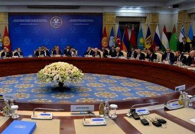 Президент казахстана принял участие в саммите снг