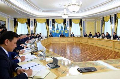 Президент казахстана: все, кто по-настоящему переживает за землю, должны высказаться