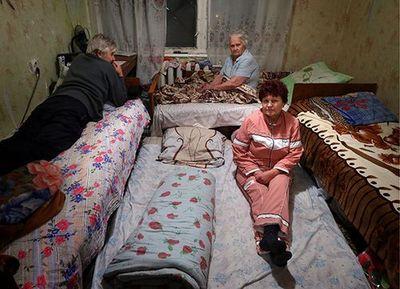 Проблемы украинских беженцев в евросоюзе, россии и на родине