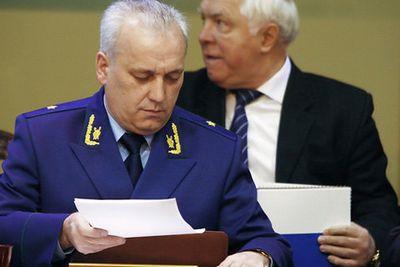 Прокурор подмосковья освобожден от должности, его заместитель уволен