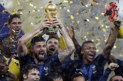 Прорывная семерка чемпионата мира 2018