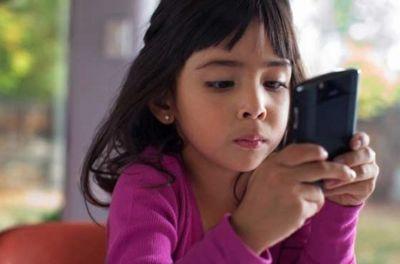 Просторы интернета опасны для психики детей