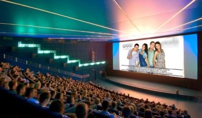 Реклама и кинотеатры