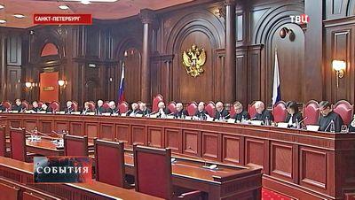 Решение конституционного суда отменило постановление кабмина касьянова