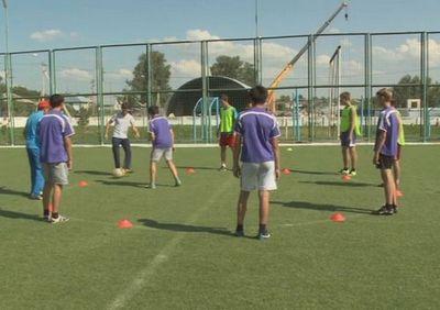 Ряд спортивных объектов планируют открыть в акмолинской области