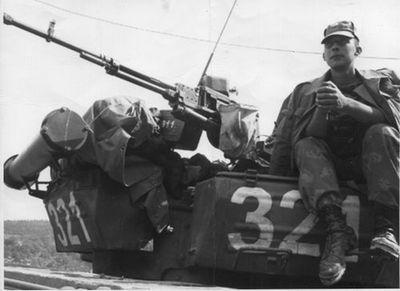 Родители челябинского танкиста собрались в грузию