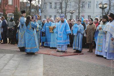Россия праздновала день народного единства