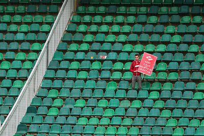Россияне рекордно мало интересуются футболом
