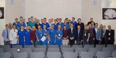 Российские и зарубежные нейрохирурги прошли обучение в фцн тюмени