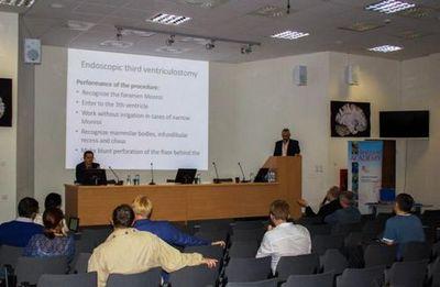 Российские нейрохирурги осваивают интравентрикулярную нейроэндоскопию на базе фцн в тюмени