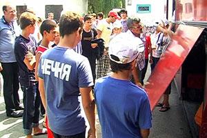 Руководство лагеря дон ввязалось в конфликт, не вызвав милицию, заявил астахов
