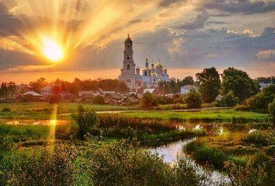 Русская дорога к храму