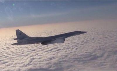 Русские бомбардировщики пролетели под пассажирским самолетом на пути в арланду - «наука»