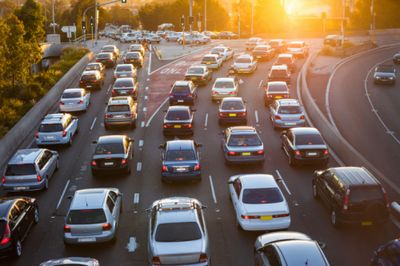 С началом учебного года увеличатся пробки на столичных дорогах
