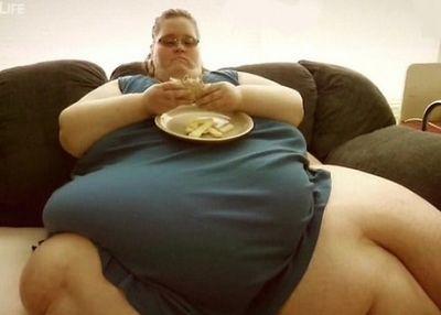 Самая полная женщина в мире смогла похудеть на 200 кг (фото)