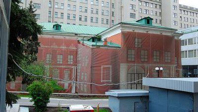 Самые засекреченные палаты москвы