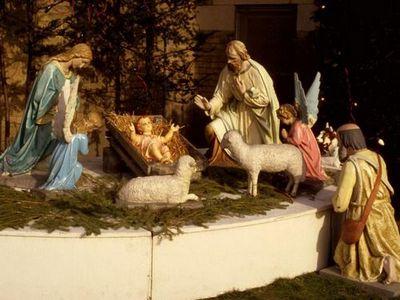 Сегодня в более чем 100 странах мира празднуют рождество христово