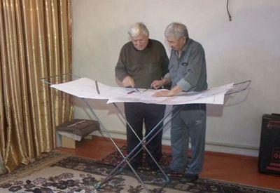 Сельские изобретатели создают ветрогенераторы из подручных средств