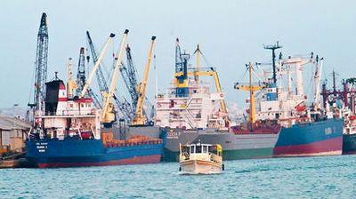 Семь российских моряков похищены в территориальных водах нигерии