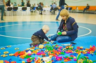 Семейная игротека конструктория в начале февраля едет в ишим