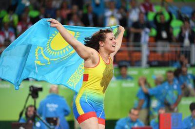Сенсационно завершила выступление на олимпийских играх сборная казахстана по женской борьбе