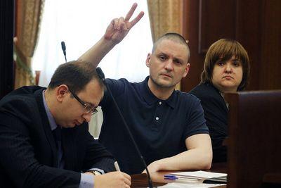 Сергей удальцов и леонид развозжаев произнесли в мосгорсуде последнюю речь перед приговором