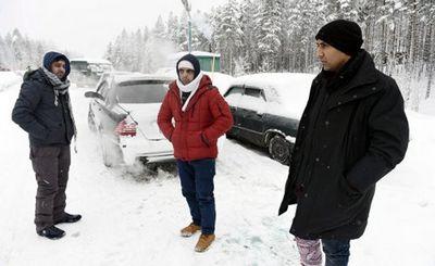 «Северный арктический маршрут» беженцев, направляющихся в европу - «наука»