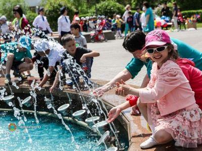 Сезон развлечений в столичных парках откроется 1 июня