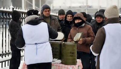 Штаб помощи бездомным организован в киеве