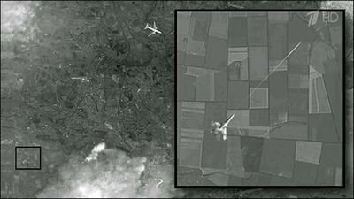 Ск получил доказательства причастности украины к крушению малайзийского «боинга»
