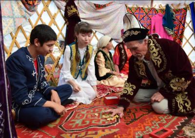 Скачки, косари и гигантский баурсак: в бредах пройдет большой казахский праздник - «новости челябинска»
