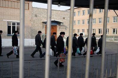 Следователи задержали начальника ик-6, где в ноябре заключенные устроили акцию протеста