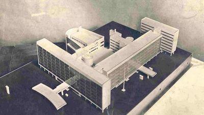 Со дня рождения архитектора ле корбюзье исполнилось 130 лет