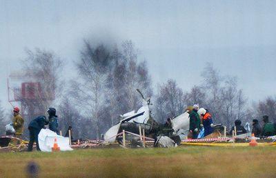 Согласно данным параметрического самописца, расшифрованного мак, потерпевший крушение под казанью boeing 737-500 был введен в пикирование