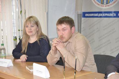 Союз журналистов пропагандирует сибирских умельцев