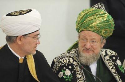 Совет муфтиев россии незахотел объединения сцдум - «общество»