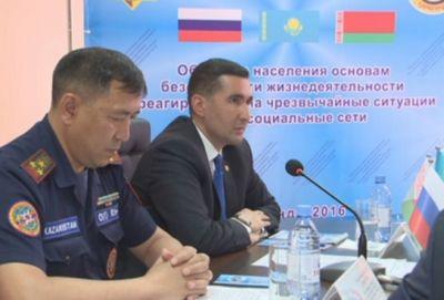 Спасатели из казахстана, россии и беларуси собрались для обмена опытом в караганде