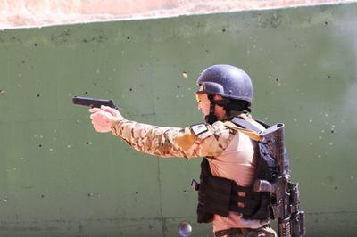 Спецназ министерства обороны рк занял призовые места в международных соревнованиях в иордании (фото)