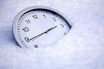 Сто лет назад в россии перевели часы на летнее время
