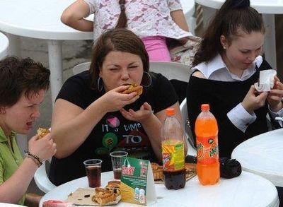 «Стрессовая» еда не даёт ожидаемого удовольствия