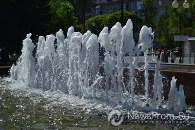 Струи тюмени: топ городских фонтанов