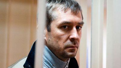 Суд арестовал полковника мвд дмитрия захарченко до 8 ноября