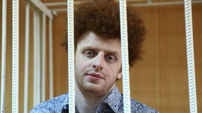 Суд приговорил к двум с половиной годам участника незаконной акции 26 марта