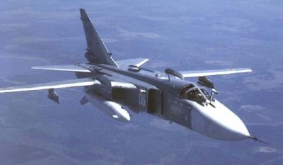 Суд приостановил полеты су-24